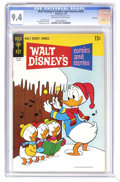Bronze Age (1970-1979):Cartoon Character, Walt Disney's Comics and Stories #352 File Copy (Gold Key, 1970)CGC NM 9.4 Off-white to white pages. Carl Barks cover. Paul...
