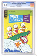 Bronze Age (1970-1979):Cartoon Character, Walt Disney's Comics and Stories #359 File Copy (Gold Key, 1970)CGC NM 9.4 Off-white to white pages. Tony Strobl cover and ...