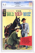 Silver Age (1956-1969):Western, Wild, Wild West #2 File Copy (Gold Key, 1966) CGC VF+ 8.5 Off-white to white pages. Photo cover. Back cover photo pin-up. Al...