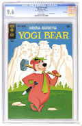 Bronze Age (1970-1979):Cartoon Character, Yogi Bear #39 File Copy (Gold Key, 1970) CGC NM+ 9.6 White pages.Painted cover. Currently, this is the only CGC graded copy...