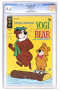 Bronze Age (1970-1979):Cartoon Character, Yogi Bear #41 File Copy (Gold Key, 1970) CGC NM+ 9.6 White pages.This is the only CGC graded copy to date. Overstreet 2006 ...