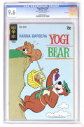 Bronze Age (1970-1979):Cartoon Character, Yogi Bear #42 File Copy (Gold Key, 1970) CGC NM+ 9.6 Off-whitepages. Last issue of the series. Overstreet 2006 NM- 9.2 valu...