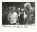 "Original Comic Art:Miscellaneous, Mad #252 Production Art, Group of 15 (EC, 1985). Fifteen black andwhite movie stills used in the feature, ""The Mad Movie Ra...(Total: 15 Items)"