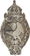 Military & Patriotic:WWI, WWI Bulgarian Observer Badge....