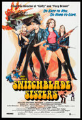 "Movie Posters:Exploitation, Switchblade Sisters (Miramax, R-1996). One Sheet (27"" X 40"").Exploitation.. ..."