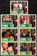 "Movie Posters:Romance, Sabrina (Paramount, R-1965). Lobby Cards (7) (11"" X 14""). Romance.. ... (Total: 7 Items)"