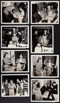 """Movie Posters:War, Invisible Agent (Universal, 1942). Photos (22) (8"""" X 10""""). War..... (Total: 22 Items)"""
