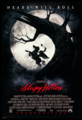 """Movie Posters:Fantasy, Sleepy Hollow (Paramount, 1999). One Sheets (2) (27"""" X 40"""") DSRegular & Advance. Fantasy.. ... (Total: 2 Items)"""