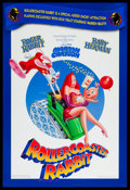 """Movie Posters:Animation, Rollercoaster Rabbit (Buena Vista, 1990). One Sheet (27"""" X 40"""") DS.Animation.. ..."""