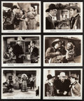 """Movie Posters:Western, Rootin' Tootin' Rhythm (Republic, R-1940s). Photos (18) (8"""" X 10""""). Western.. ... (Total: 18 Items)"""