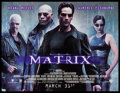 "Movie Posters:Science Fiction, The Matrix (Warner Brothers, 1999). Bus Shelter (46"" X 60"")Advance. Science Fiction.. ..."
