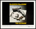 "Movie Posters:Action, The Getaway (National General, 1972). Half Sheet (22"" X 28"").Action.. ..."