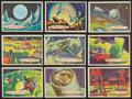 "Non-Sport Cards:Sets, 1958 R714-20 Topps Space Collection (26) - Every Card a ""Target:Moon"" Variation. ..."