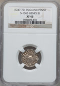 Great Britain: Henry III (1216-72) Penny 1248-50