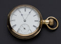 Timepieces:Pocket (pre 1900) , E. Howard & Co. Series IV. ...