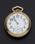 Timepieces:Pocket (post 1900), Illinois 21 Jewel 18 Size Bunn Special. ...