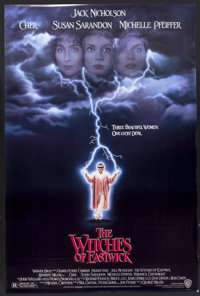 "The Witches of Eastwick (Warner Brothers, 1987). One Sheet (27"" X 40""). Drama"