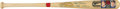Baseball Collectibles:Bats, Cooperstown Ralph Branca and Bobby Thomson Multi Signed Bat. ...