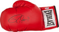 Boxing Collectibles:Autographs, Roy Jones Jr. Signed Boxing Glove. ...