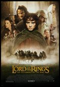 """Movie Posters:Fantasy, The Lord of the Rings: The Fellowship of the Ring (New Line, 2001).One Sheet (27"""" X 41"""") Advance. Fantasy.. ..."""