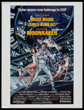 "Movie Posters:James Bond, Moonraker (United Artists, 1979). Special Poster (20.5"" X 27"").James Bond.. ..."