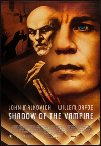 """Shadow of the Vampire & Other Lot (Lions Gate, 2000). One Sheet (27"""" X 40"""" & 27"""" X 41"""") SS..."""
