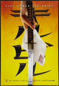 """Movie Posters:Action, Kill Bill: Vol. 1 & Other Lot (Miramax, 2003). One Sheet (27"""" X40"""") DS Mylar Advance & Video Poster (27"""" X 40"""") SS. Action....(Total: 2 Items)"""