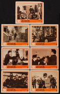 "Movie Posters:Rock and Roll, Having A Wild Weekend (Warner Brothers, 1965). Lobby Cards (7) (11""X 14""). Rock and Roll.. ... (Total: 7 Items)"