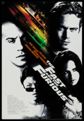 """Movie Posters:Action, The Fast and the Furious & Other Lot (Universal, 2001). One Sheets (2) (27"""" X 40"""") DS. Action.. ... (Total: 2 Items)"""