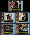 "Movie Posters:Rock and Roll, Let It Be (United Artists, 1970). CGC Graded Lobby Cards (5) (11"" X14""). Rock and Roll.. ... (Total: 5 Items)"