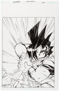 Original Comic Art:Covers, Scott Hanna Anime Invasion Cover Original Art (Wizard,undated)....