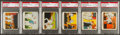 "Non-Sport Cards:Sets, 1930's R41 Walter Johnson Candy Co. ""Dick Tracy"" Collection (10)...."