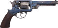Handguns:Double Action Revolver, Commercial Starr Model 1858 Double Action Army Revolver. ...