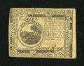 Colonial Notes:Continental Congress Issues, Continental Currency May 10, 1775 $6 Extremely Fine-About New. Thisis a lightly circulated example from this first Continen...
