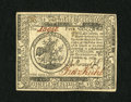 Colonial Notes:Continental Congress Issues, Continental Currency November 29, 1775 $5 Choice New. A verybroadly margined and crisp Continental that has bold signatures...
