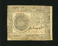 Colonial Notes:Continental Congress Issues, Continental Currency November 29, 1775 $7 Extremely Fine. Thislovely Continental note has good signatures and serial number...