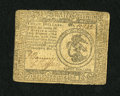 Colonial Notes:Continental Congress Issues, Continental Currency November 2, 1776 $3 Fine-Very Fine. A verynice example for the grade of this early Continental emissio...
