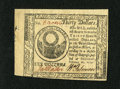 Colonial Notes:Continental Congress Issues, Continental Currency February 26, 1777 $30 Extremely Fine-AboutNew. This is a wonderfully margined and even better embossed...