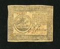 Colonial Notes:Continental Congress Issues, Continental Currency September 26, 1778 $5 Extremely Fine-AboutNew. This is a lovely example of this Continental note which...