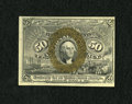Fractional Currency:Second Issue, Fr. 1317 50c Second Issue New. This is a very nice example of this second issue type note which has good bronzing and nice p...