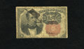 Fractional Currency:Fifth Issue, Fr. 1265 10c Satirical Fifth Issue Very Good. This satiricalexample features Meredith with a top hat and a pipe. Certainly ...