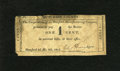 Obsoletes By State:New York, Stanford, NY- Stanford Manufacturing Company 1¢ Feb. 4, 1815 Harris 5 A very rare early note from this tiny northern Dutche...