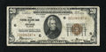 Small Size:Federal Reserve Bank Notes, Fr. 1870-G $20 1929 Federal Reserve Bank Note. Very Fine.. A nice middle grade Chicago FRBN....