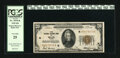 Small Size:Federal Reserve Bank Notes, Fr. 1870-K $20 1929 Federal Reserve Bank Note. PCGS Very Fine 25.. This elusive issue is the scarcest regular issue note for...