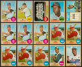 Baseball Cards:Lots, 1968 Topps Baseball Collection With Stars (530). ...
