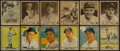 Baseball Cards:Lots, 1939 - 1941 Play Ball Baseball Collection (90). ...