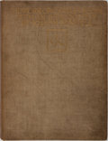 Books:Art & Architecture, Charles Keene [subject]. Joseph Pennell. The Work of Charles Keene. T. Fisher Unwin, et al., 1897. Publisher's cloth...