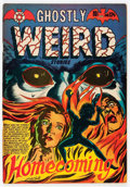 Golden Age (1938-1955):Horror, Ghostly Weird Stories #124 (Star Publications, 1954) Condition:VG-....