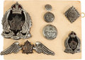 Military & Patriotic:WWI, Canadian Air Force (CAF) Insignia Lot.... (Total: 7 Items)