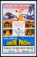 """Movie Posters:Musical, South Pacific (20th Century Fox, R-1964). One Sheet (27"""" X 41"""") Flat Folded. Musical.. ..."""
